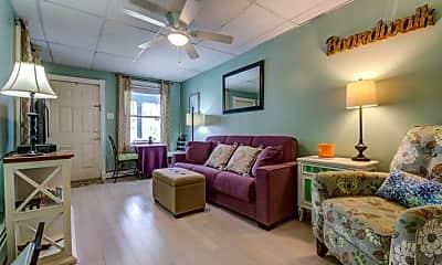 Living Room, 31 Atlantic Ave 1E, 0