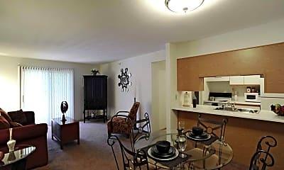 Dining Room, Hornbrook Estates, 0