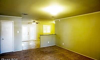 Living Room, 4803 6th St, 1