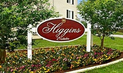 Higgins Estates Apartments, 2
