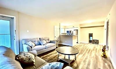 Living Room, 5200 Hilltop Dr, 1