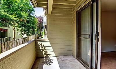 Patio / Deck, Erica Village, 2