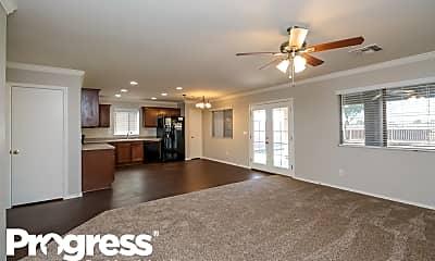 Living Room, 452 S Sabrina, 0