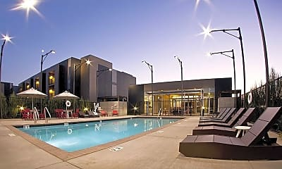 Pool, The Commons, 1