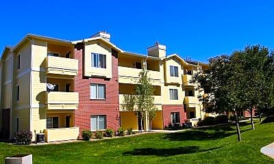 Building, Tanemara Apartments, 0
