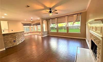 Living Room, 16407 Stone Prairie Dr, 1
