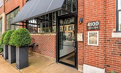 Building, 4100 Laclede Ave 303, 0