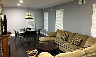 Living Room, 241 Elm Ave, 1