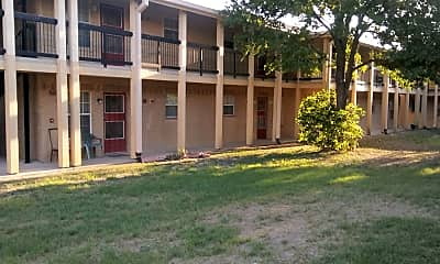 Frank Hornsby Apartments, 2