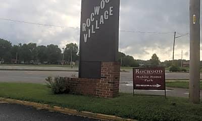 Rocwood Village Apartments, 1