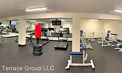 Fitness Weight Room, 1565-1589 W Portview Drive, 2