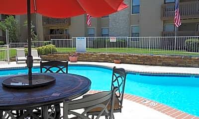 Pool, Ashwood Apartments, 1