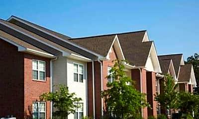 Building, The Vineyards at El Dorado Apartments, 2