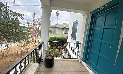 Patio / Deck, 5909 Monte Vista St, 1