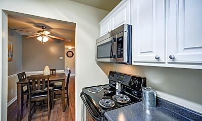 Kitchen, PineGate, 1