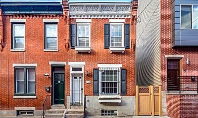 Building, 2109 Kimball St, 2