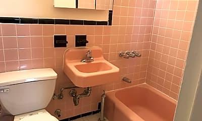 Bathroom, 201 W 84th St, 2