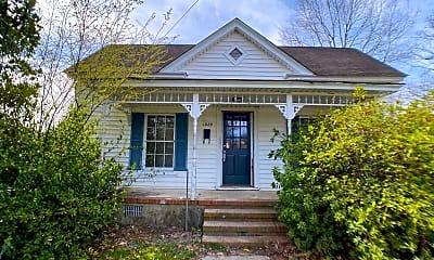 Building, 1029 Rainey St, 0