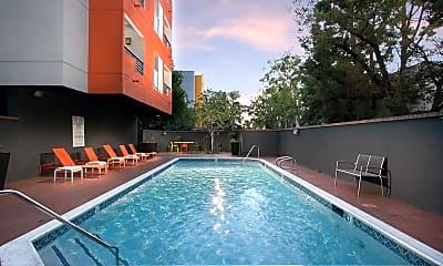 Pool, 300 W 2nd St, 0