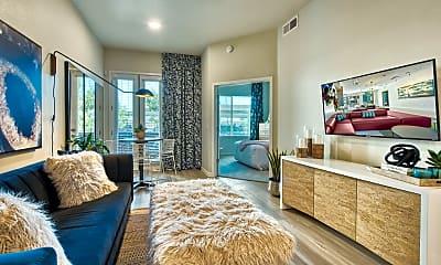 Living Room, 2157 E Apache Blvd, 1
