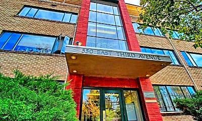 550 E 3rd Avenue Apartments, 0