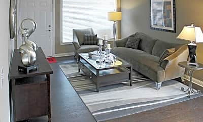 Living Room, Townes At West Albany, 1