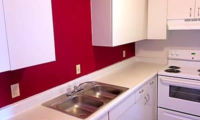 Kitchen, Siesta Lane Apartments, 2