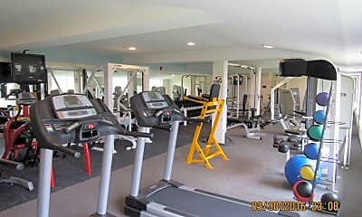 Fitness Weight Room, 31 Redtail Dr, 1