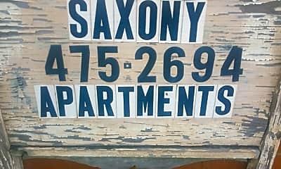 Saxony Apartments, 1