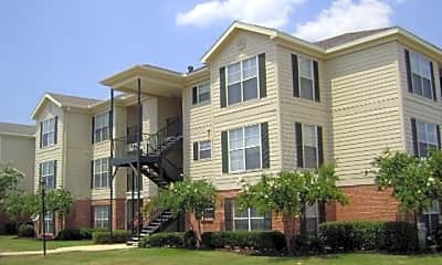 Building, Windsor Lake Apartments, 1