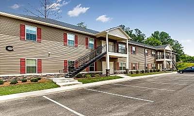Building, Casey's Court Apartments, 1