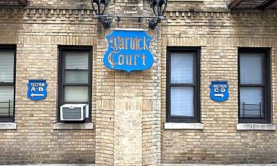 Warwick Court, 1