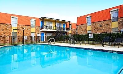 Pool, Marina Club At Baytown, 0