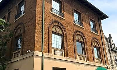 Building, Century Place, 0