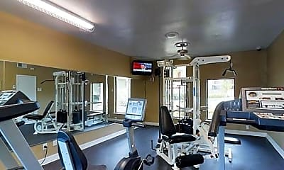 Fitness Weight Room, 2301 Hayes Rd, 2