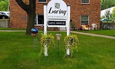 Loring Apartments, 1