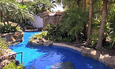Pool, 4251 Gulf Shore Blvd N 14C, 1