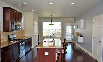 Kitchen, 968 Wolfe Lane, 1