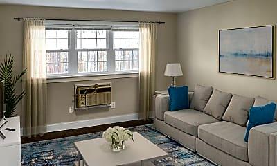 Living Room, 210 Trinity Ave, 1