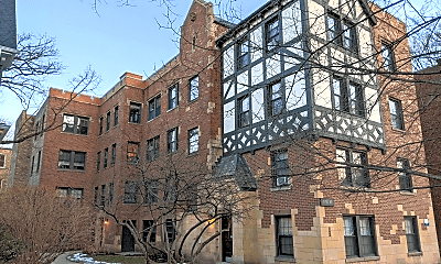 Building, 1135 Maple Ave, 1