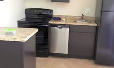 Kitchen, 3949 E Earll, #3, 1