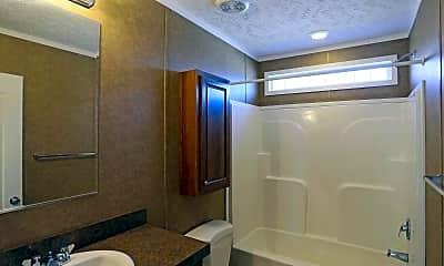 Bathroom, Bell Crossing Of Clarksville, 2