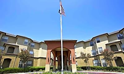Building, Bouquet Canyon Senior Apartments, 1
