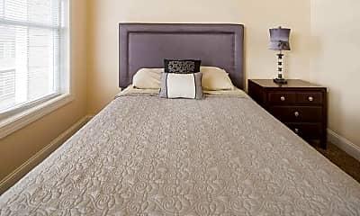 Bedroom, Jones Place, 2