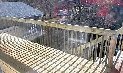 Patio / Deck, 446 Tappan Rd 2, 2