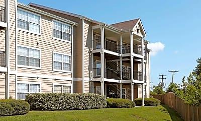 Building, Timberwood Apartments, 1