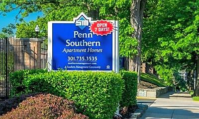 Penn Southern, 1