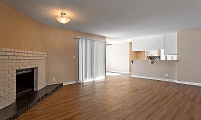 Living Room, 1721 E Pine Ave, 1
