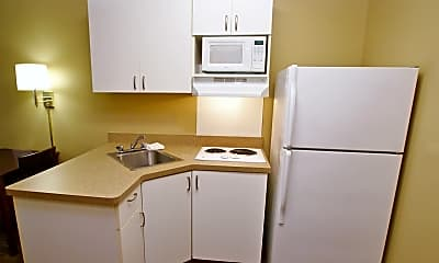 Kitchen, Furnished Studio - Seattle - Federal Way, 1