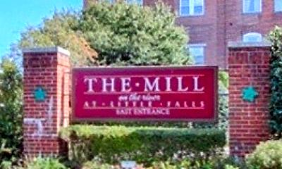Community Signage, 300 Main St, 2